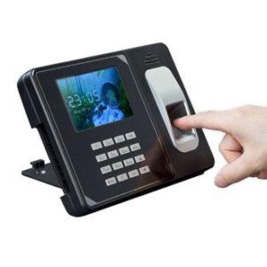 Fingerprint-time-clock