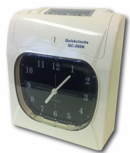 QC200N time recorder